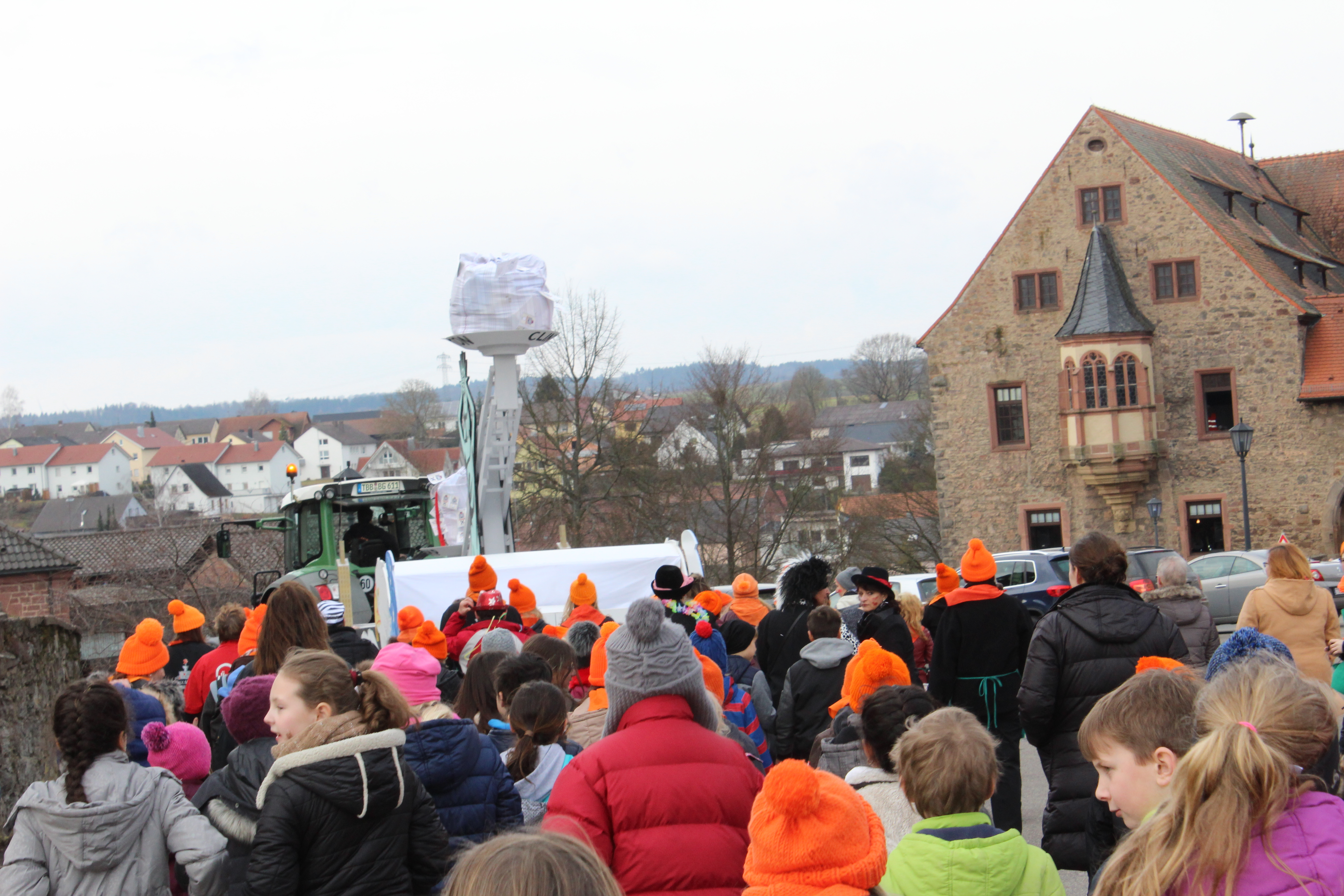 Rathaussturm 2
