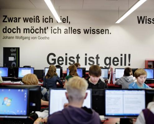 """PAGS - Lernatelier """"Geist ist geil"""""""