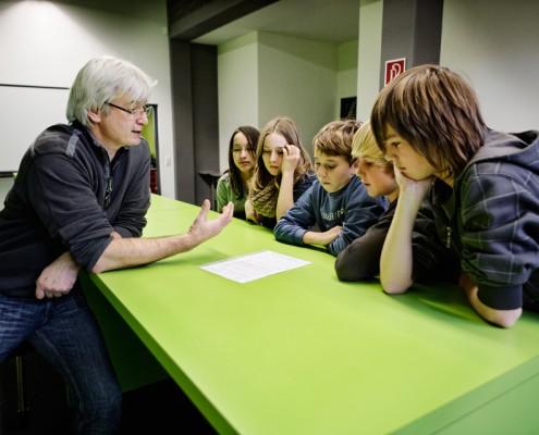 PAGS - Gemeinschaftsschule: Input